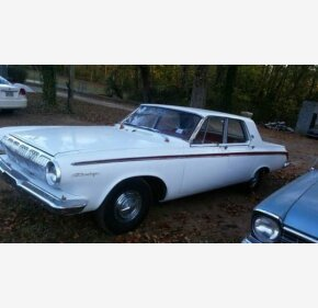 1963 Dodge Polara for sale 100831166