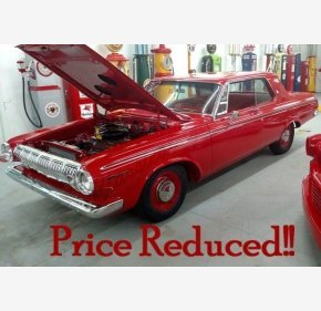 1963 Dodge Polara for sale 100831515