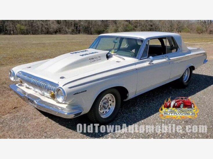 1963 Dodge Polara for sale 101301497