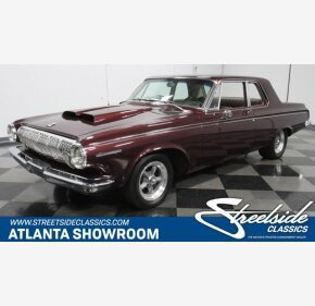 1963 Dodge Polara for sale 101349841