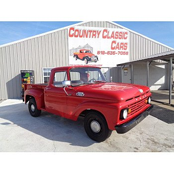 1963 Ford F100 for sale 101119949
