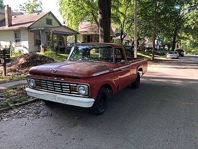 1963 Ford F100 for sale 101250971