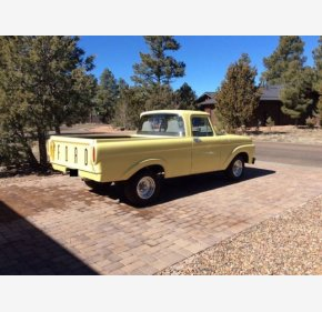 1963 Ford F100 for sale 101292287