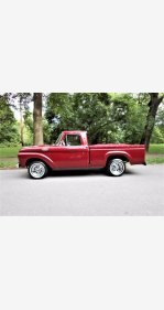 1963 Ford F100 for sale 101385283