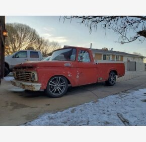 1963 Ford F100 for sale 101400878