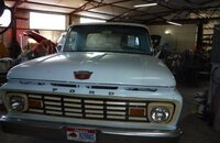1963 Ford F100 2WD Regular Cab for sale 101435045