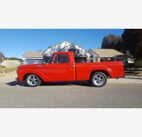 1963 Ford F100 2WD Regular Cab for sale 101435659