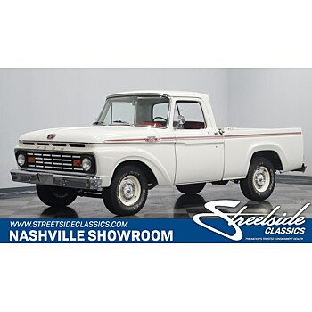 1963 Ford F100 for sale 101576495