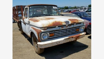 1963 Ford F250 for sale 101238364