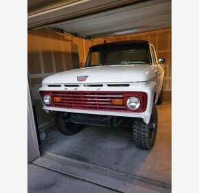 1963 Ford F250 for sale 101356158