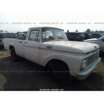 1963 Ford F250 for sale 101569470