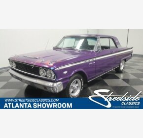 1963 Ford Fairlane for sale 101003549
