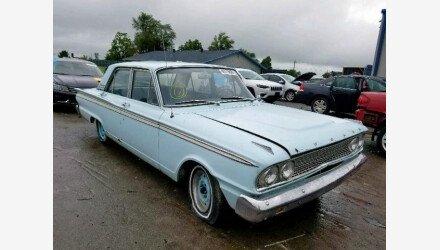 1963 Ford Fairlane Classics for Sale - Classics on Autotrader
