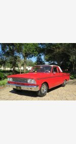 1963 Ford Fairlane for sale 101404265
