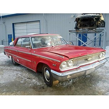 1963 Ford Galaxie for sale 101106871
