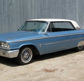1963 Ford Galaxie for sale 100745639