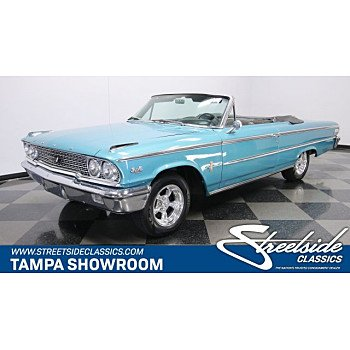 1963 Ford Galaxie for sale 101228114