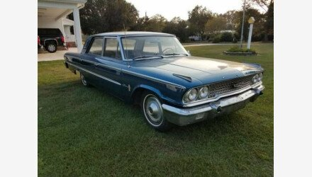 1963 Ford Galaxie for sale 101231064