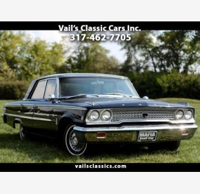 1963 Ford Galaxie for sale 101304825