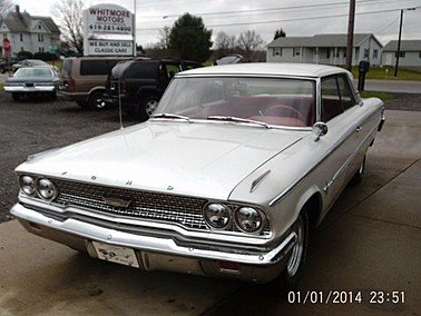 1963 Ford Galaxie for sale 101475752