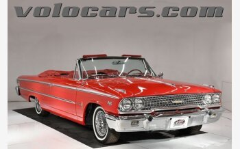 1963 Ford Galaxie for sale 101503622
