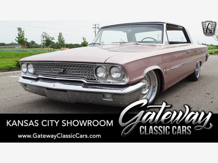 1963 Ford Galaxie for sale 101549801