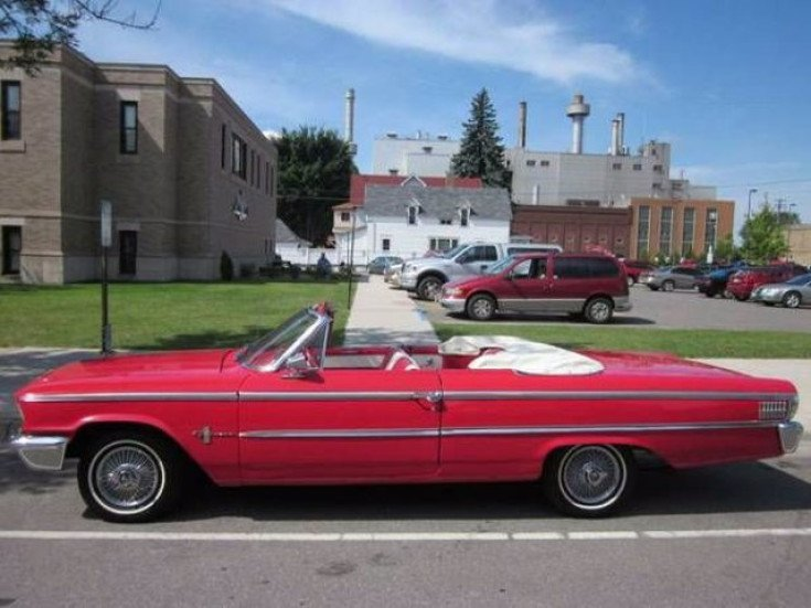 1963 Ford Galaxie for sale 101565266