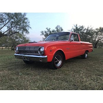 1963 Ford Ranchero for sale 101199408