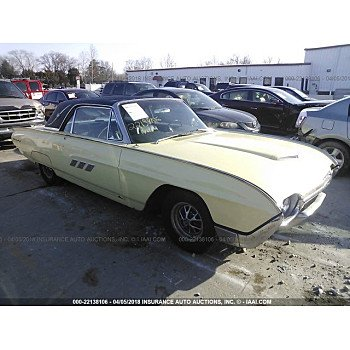 1963 Ford Thunderbird for sale 101016105