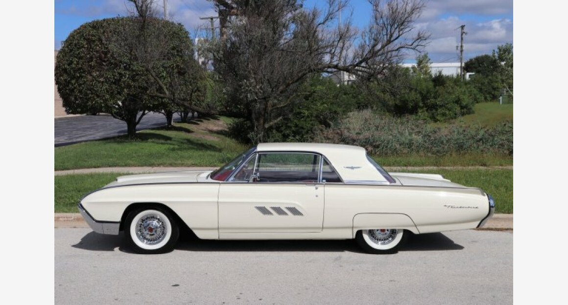1963 Ford Thunderbird for sale 101031925
