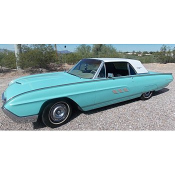 1963 Ford Thunderbird for sale 100892960