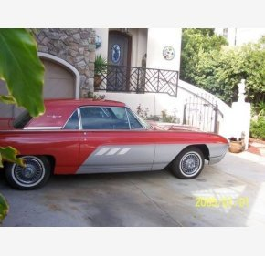 1963 Ford Thunderbird for sale 100959972
