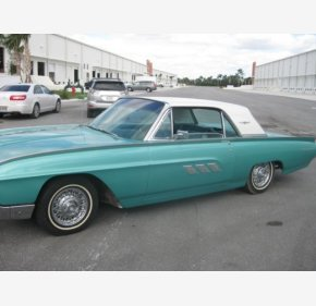 1963 Ford Thunderbird for sale 100995467