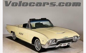1963 Ford Thunderbird for sale 101002064