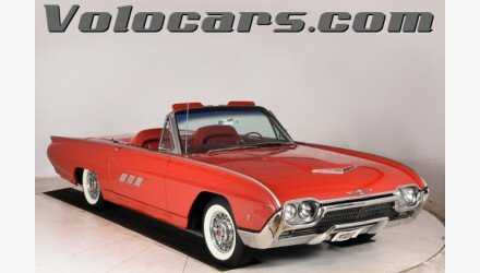 1963 Ford Thunderbird for sale 101031422