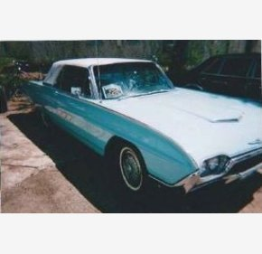 1963 Ford Thunderbird for sale 101096621