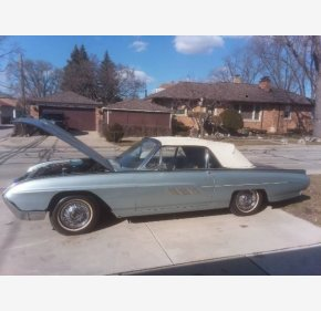 1963 Ford Thunderbird for sale 101124867