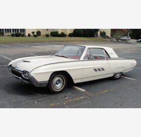 1963 Ford Thunderbird for sale 101237893