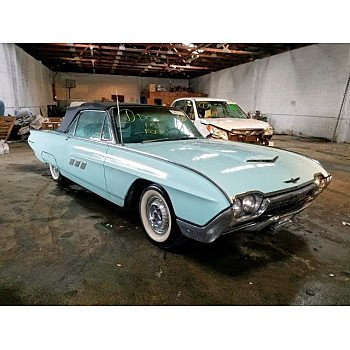 1963 Ford Thunderbird for sale 101250511