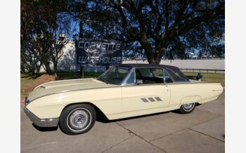 1963 Ford Thunderbird for sale 101259106
