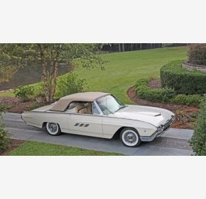 1963 Ford Thunderbird for sale 101357207