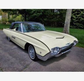 1963 Ford Thunderbird for sale 101425398
