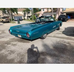 1963 Ford Thunderbird for sale 101461996