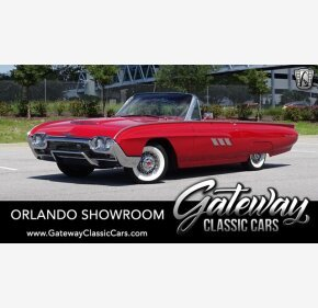 1963 Ford Thunderbird for sale 101467120