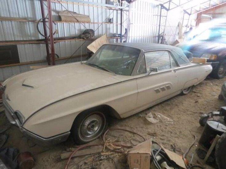 1963 Ford Thunderbird for sale 101565263