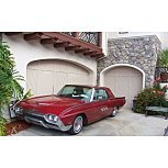 1963 Ford Thunderbird for sale 101573661