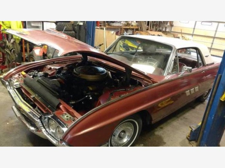 1963 Ford Thunderbird for sale 101583810