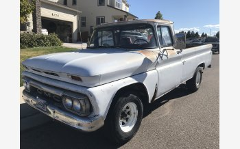 1963 GMC Pickup for sale 101632220