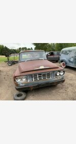 1963 International Harvester Pickup for sale 101213128