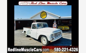 1963 International Harvester Pickup for sale 101371958